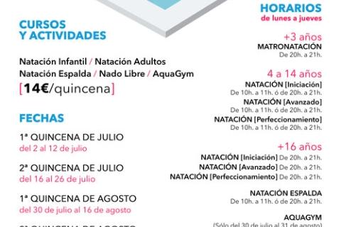 Noticias for Piscina municipal bormujos